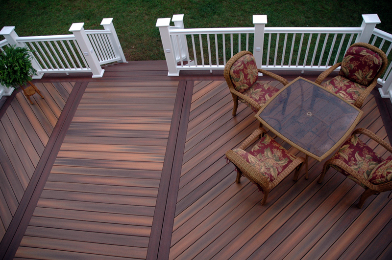What to know about adding a deck carleen gosney for Redwood vs composite decking
