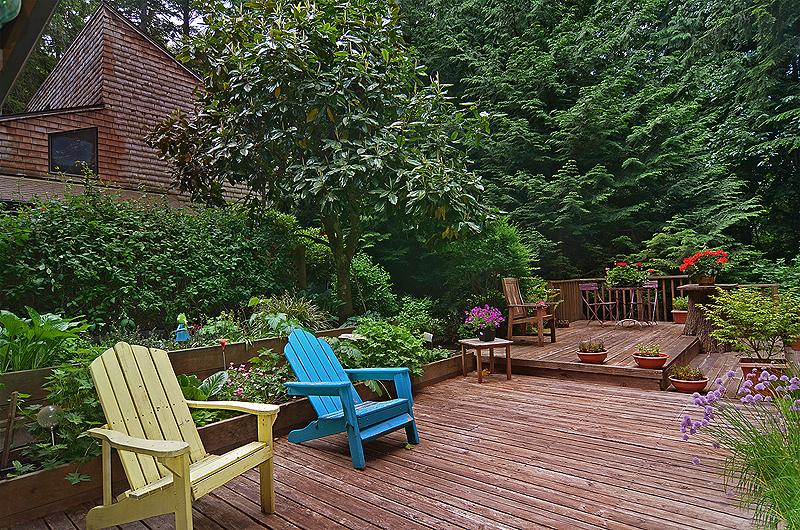 outdoor living Bainbridge Island